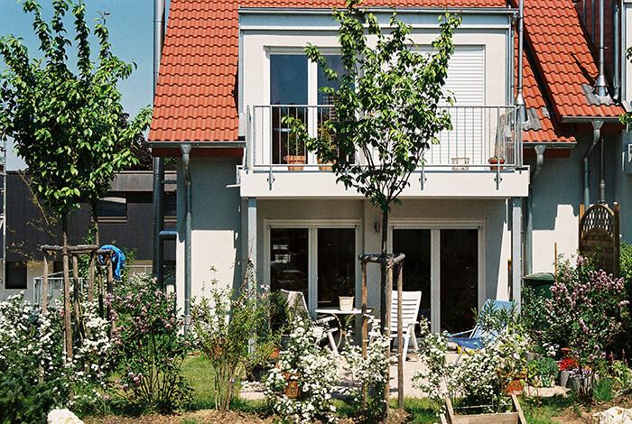 Bauconcept - Gartenanlage