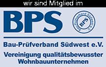 Bauconept GmbH ist Mitglied im Bau-Prüfverband Südwest e.V. - Vereinigung qualitätsbewusster Wohnbauunternehmen
