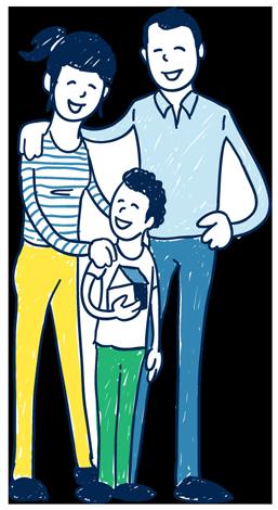 Bauconcept baut für Familien
